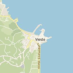 San Giovanni Rotondo Italy Map.Maps Apulia Map Apulia Map Gargano Map Vieste Street Maps Apulia