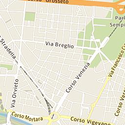 Mappa Di Torino Cap 1012110156 Stradario E Cartina Geografica