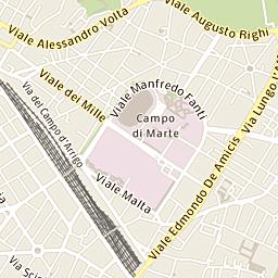 Mappa di Bagno a Ripoli - CAP 50012, stradario e cartina geografica ...