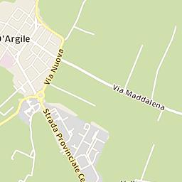 Mappa di Bagno di Piano - CAP 40010, stradario e cartina geografica ...
