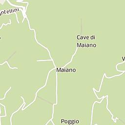mappa di bagno a ripoli cap 50012 stradario e cartina geografica tuttocitt