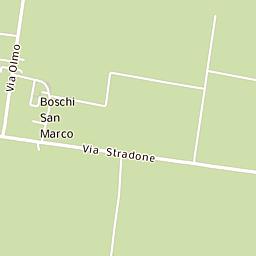Mappa di Terrazzo - CAP 37040, stradario e cartina geografica ...