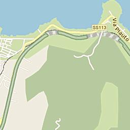 Mappa di isola delle femmine cap 90040 stradario e cartina a thecheapjerseys Images