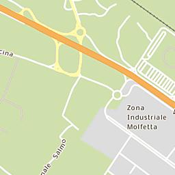 Mappa Di Molfetta Stradario E Cartina Geografica Tuttocittà