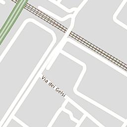 Mappa di Sesto Fiorentino - Via Telemaco Signorini - CAP 50019 ...