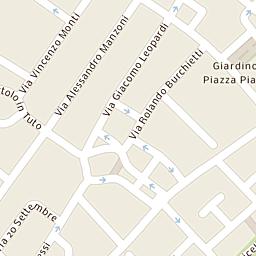 Mappa di Scandicci - Via Telemaco Signorini - CAP 50018, stradario ...