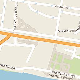 Mappa di Bagno a Ripoli - Via delle Sentinelle - CAP 50012 ...