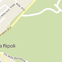Mappa di Bagno a Ripoli - Via della Pietrosa - CAP 50012, stradario ...