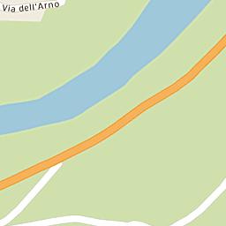 Mappa di Bagno a Ripoli - Via di Rimaggio - CAP 50012, stradario e ...