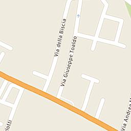 Mappa di Padova - Via delle Cave - CAP 35136, stradario e cartina ...