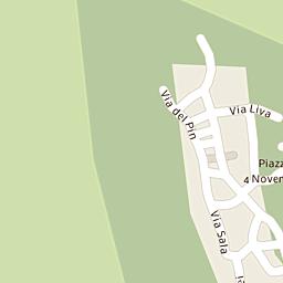 Mappa di Pieve di Cadore - Via Madonnetta - CAP 32044, stradario e ...