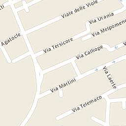 Mappa di Palermo - Via Costante Girardengo - CAP 90146, stradario e ...