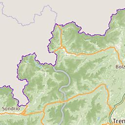 Mappa E Cartina Geografica Veneto Tuttocittà