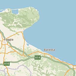 Mappa E Cartina Geografica Puglia Tuttocittà
